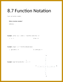 Function Notation Notes 283219