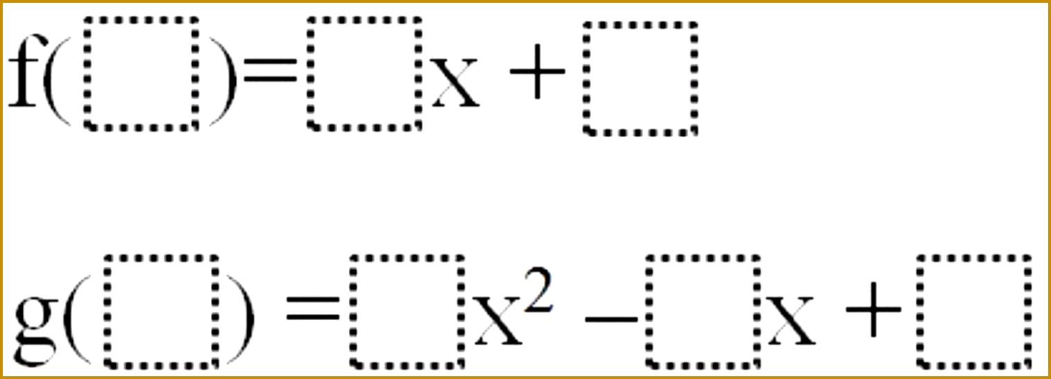 Function Notation 5471515