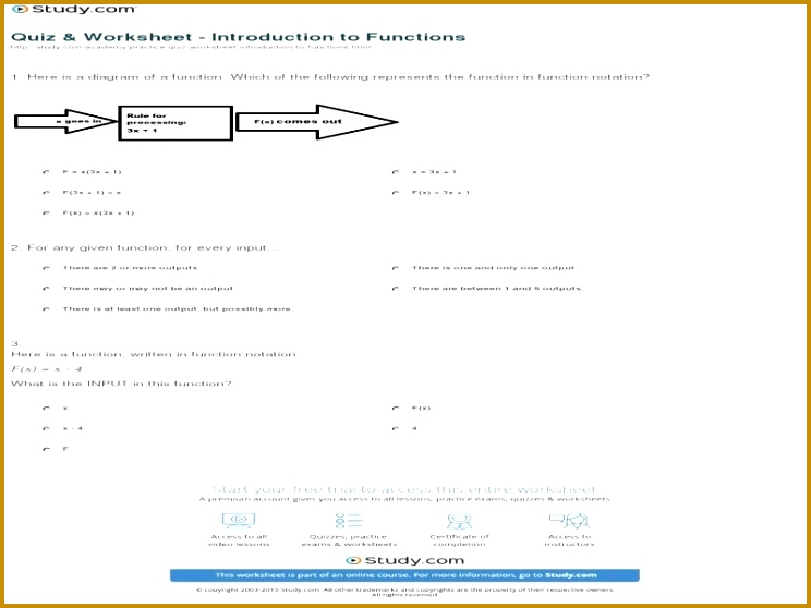 """9 photos of the """"Function Notation Worksheet Answers"""" 558744"""