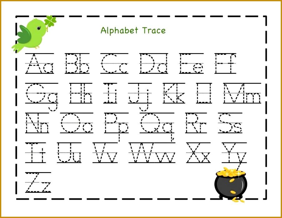 Alphabet worksheets trace activity sheets for children kindergarten printable shelter letter Activity Sheets For Children Worksheet Mogenk Paper Works 698903