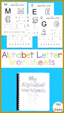 Alphabet Worksheets 219383