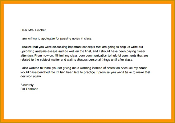 write absent letter to teacher agenda example write absent letter to teacher apology letter to school 563396