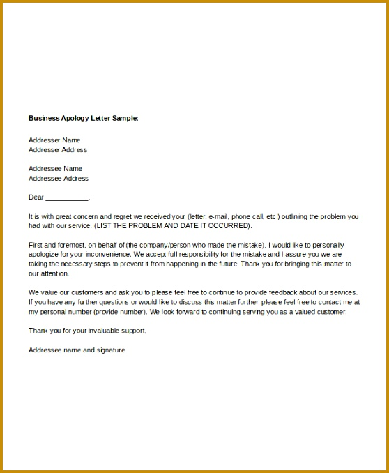 6 apology letter to a friend sample fabtemplatez apology letter to a friend sample 90113 personal apology letter apology letter to court apology letter spiritdancerdesigns Image collections