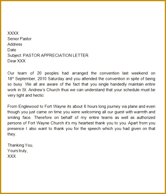 thank you letters for appreciation examples pdf word letter boss support uva career 651558