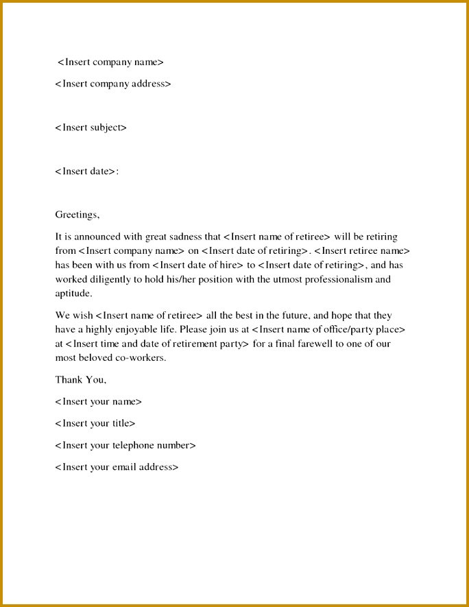 Best Farewell Letter To Boss Ideas Goodbye 885684