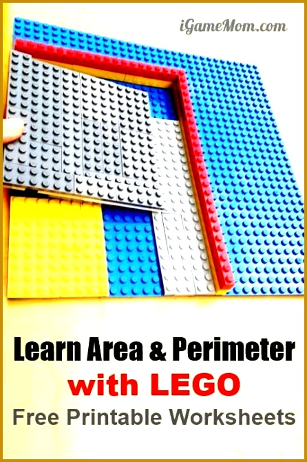 Free LEGO Movie Super Hero Math – hands on Activities for Area and Perimeter 446670