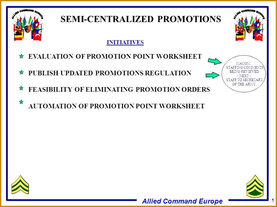 SEMI CENTRALIZED PROMOTIONS 669892