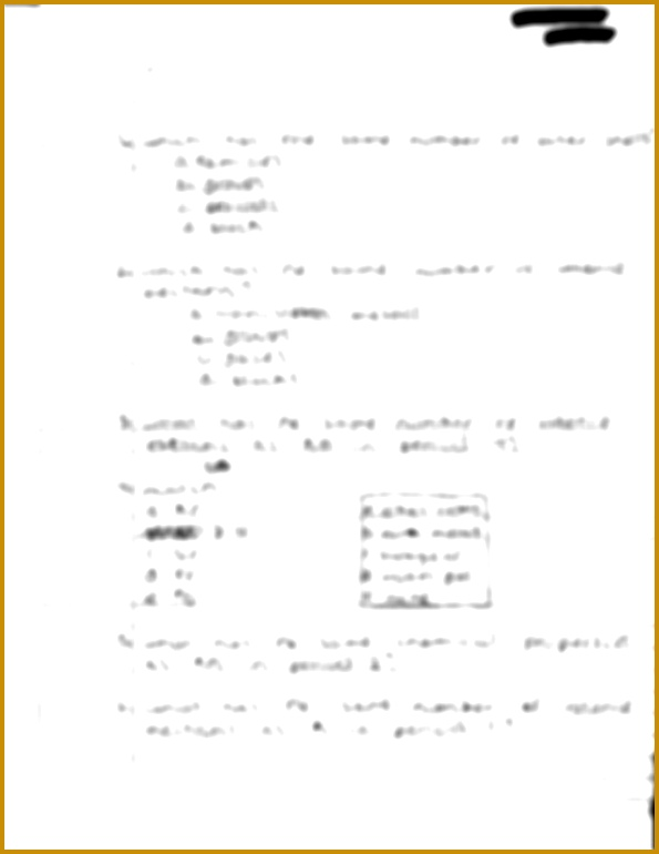 6 atomic Structure Review Worksheet Answer Key | FabTemplatez