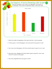 Bar Graph Worksheets Have kids make their own bar graph on whatever subject they d like and poll family and friends They can hypothesize about wh… 219289