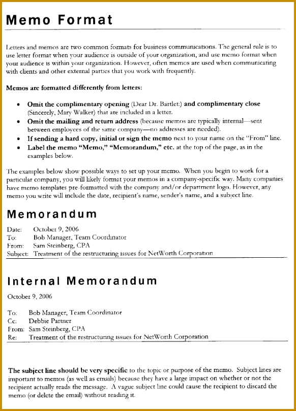 What s More Picture showed above is Business Memo Template 810582