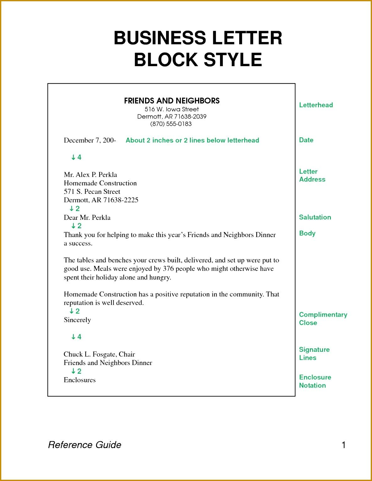 best solutions of thank you letter block style format marvelous block cover letter twentyeandi of thank you letter block style format 15341185