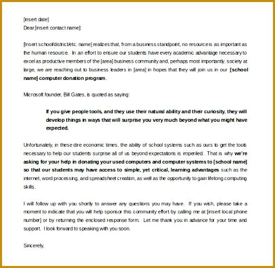 5 business sponsorship letter template fabtemplatez 5 business sponsorship letter template friedricerecipe Gallery