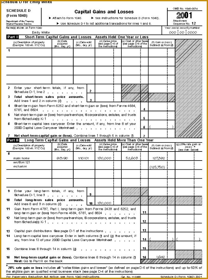 worksheets for Emily White 895670