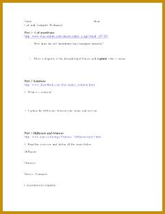 Transport Quiz Review 1 Cells are Webquest 312241