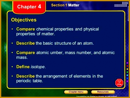 Chapter 4 atomic Structure Worksheet Answer Key 28638 Matter atoms and the Periodic Table Ppt