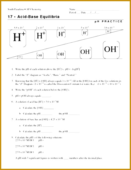 4 Chemistry atomic Structure Worksheet Answer Key ...