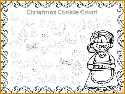 Christmas Worksheets For Kindergarten 301401
