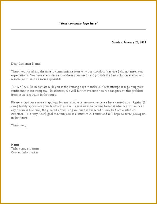 plaint response letter 01 709548