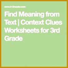Find Meaning from Text Find Meaning from Text 219219