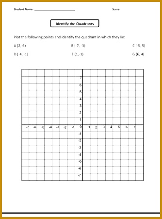 Coordinate Plane Worksheets 50823 Math Worksheets New St Patricks Day Cartesian Art Shamrock
