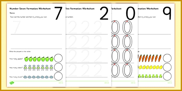 0 9 Number Formation Worksheets number formation worksheets writing numbers learning to 292585
