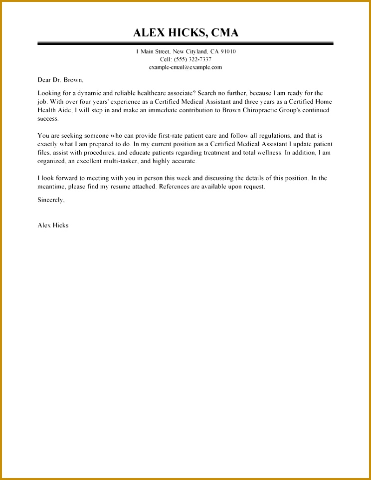 what is cover letter for job 0 healthcare example nardellidesign 962744