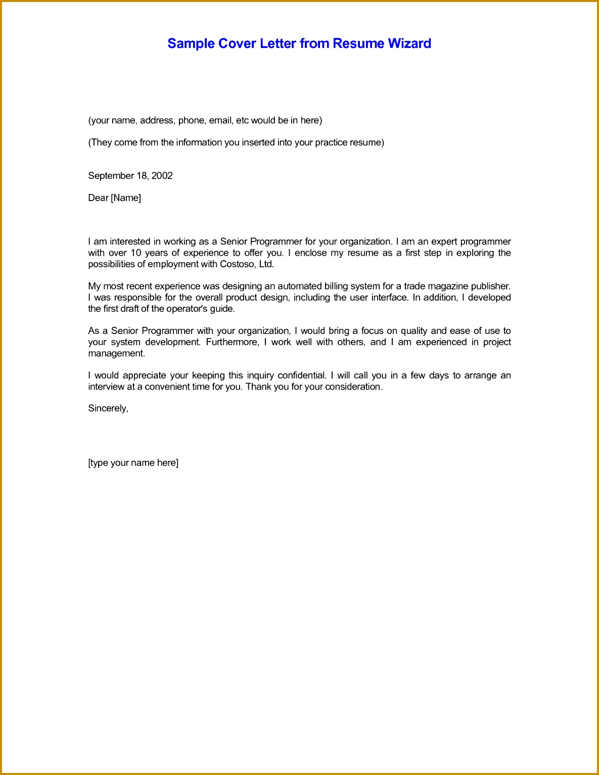 Cover Letter Email Format 15341185