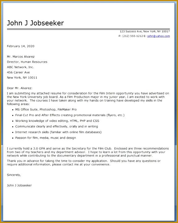 Internship Cover Letter It Internship Cover Letter It Cover Letter Templates Free Sample Example Format Cover Letter Example Internship Elegant Internship 720576