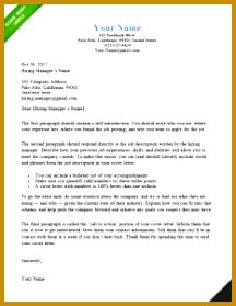 Chicago Blue Cover Letter Template 279216