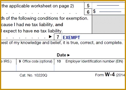 Claim Exempt on federal in e tax 317442