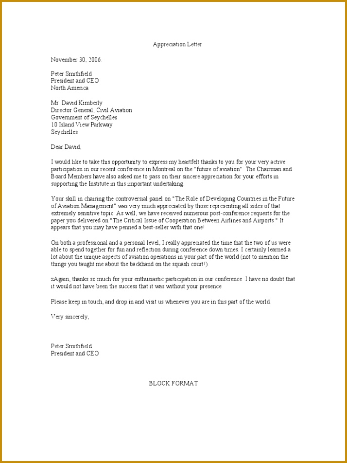 10 Kinds of Business Letter and it s example 4 Medical School 952714