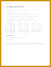 1 pages Karyotyping a Patient Answer Sheet 1 217167