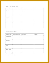 3 pages Types of Plants worksheet 216167