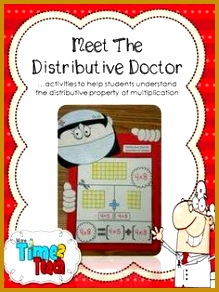 Distributive Doctor Activities distributive property of m 292219