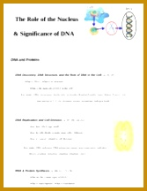 2 pages DNA replication Notes 216167