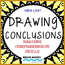 Drawing Conclusions Passages Worksheets and Graphic Organizers 219219