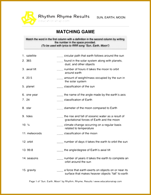 Bill of rights matching worksheet pichaglobal hypeelite 494639