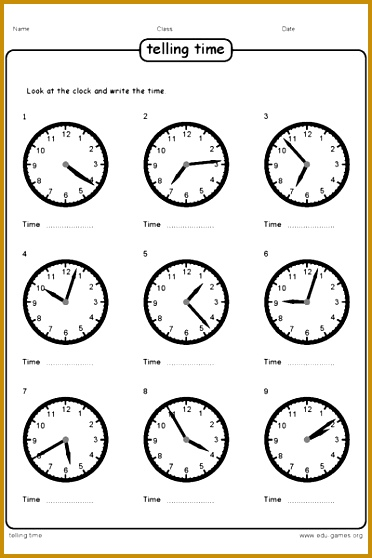 Very easy flexible and fast telling time worksheet maker With enough options to customize 558372
