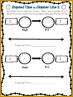 ELAPSED TIME BUNDLE FOR MON CORE DIFFERENTIATED WORKSHEETS GAME TASK CARDS TeachersPayTeachers 325244