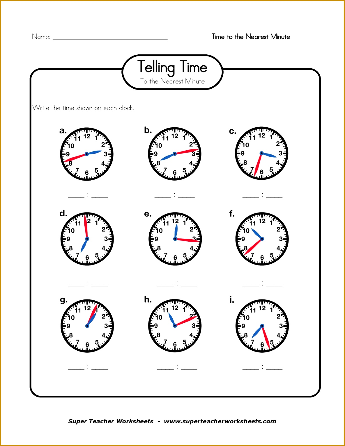 Time elapsed worksheets to help your children in learning time 15341185