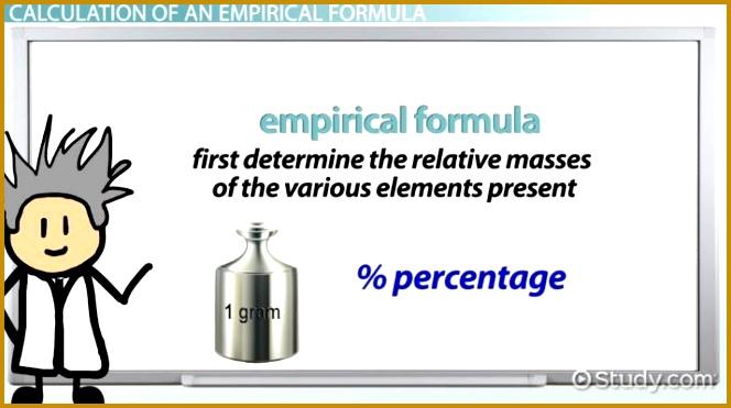 6 Empirical formula Worksheet   FabTemplatez