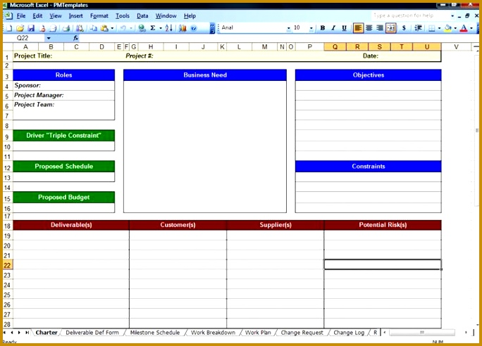 Excel Spreadsheets Help Free Download Project Management Spreadsheet Template 492684