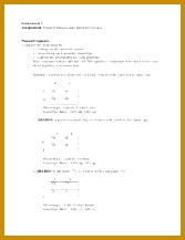 7 pages HW7 Punnett Squares Worksheet 167217