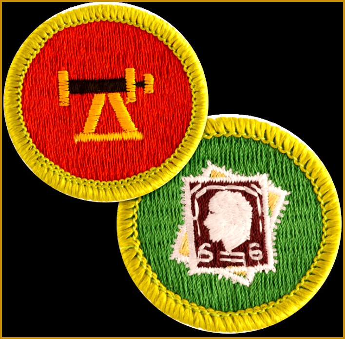 Merit Badges 695708
