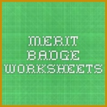 Personal Management Merit Badge SCOUTS Pinterest 219219