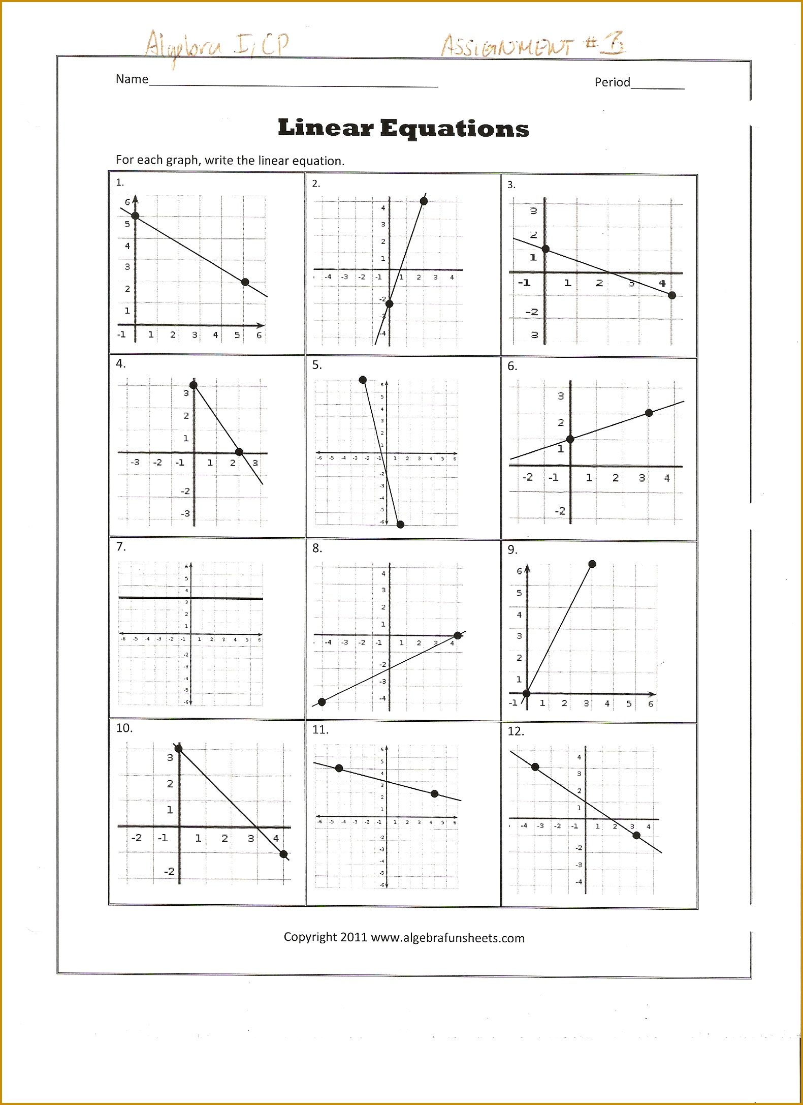 Slope Worksheet Pdf Worksheets for all Download and Worksheets 21741581
