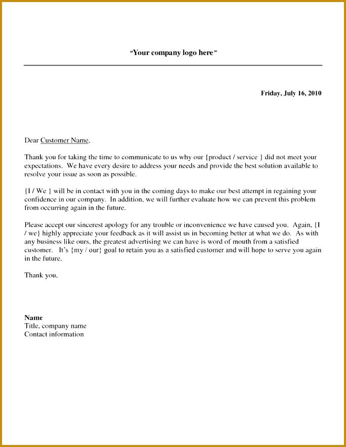Best Business Letter Sample Ideas Business 885684