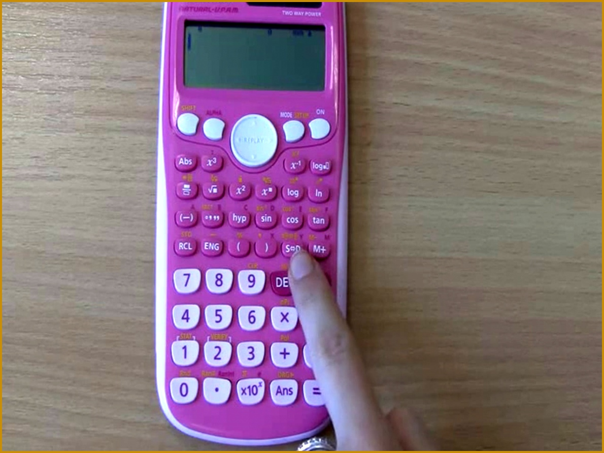How To Convert Fractions Into Decimals A Casio Calculator Vimeo 8921190