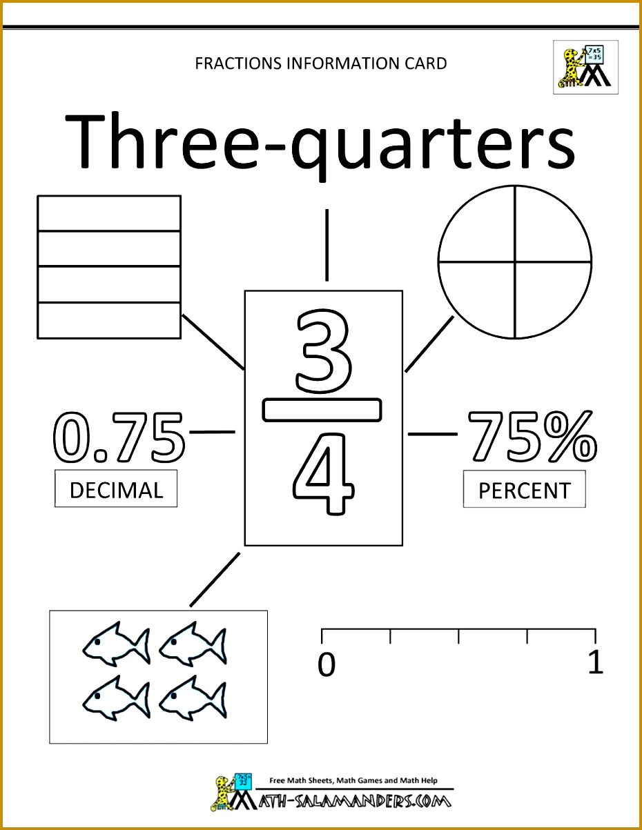 Free Fraction Printables Quarters 3bw Fractions Made Easy Worksheets Math Curriculum Medium 1203930