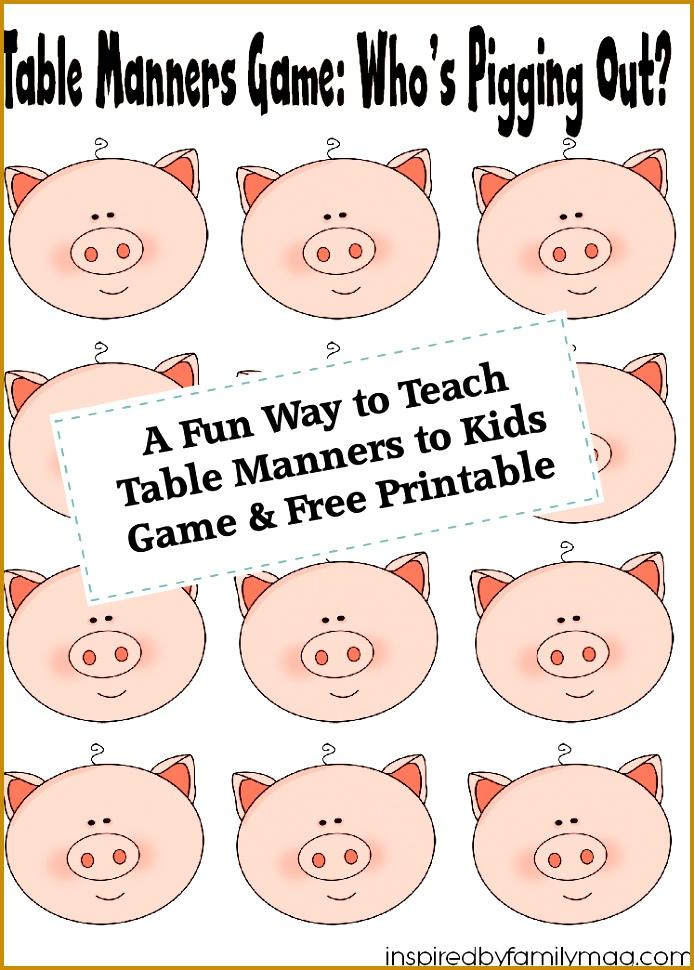 18 Fun Activities That Teach Good Manners 970694